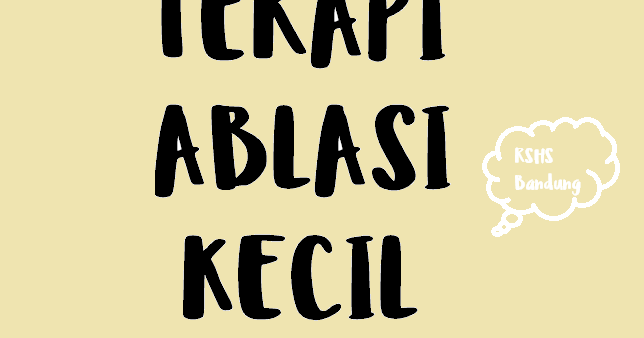 Ablasi kecil di RSUP Hasan Sadikin 2017 ~ Curhatan Pejuang Tiroid