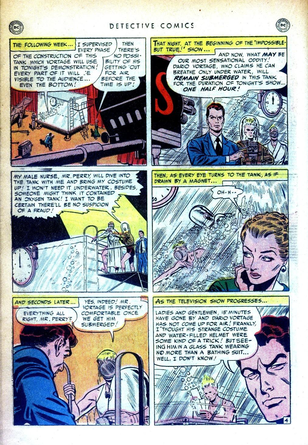 Read online Detective Comics (1937) comic -  Issue #169 - 20
