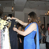 Zarine Khan at Zulekhans Dress Collection Launch