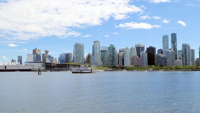 Hafen in Vancouver (C) Kundenfoto