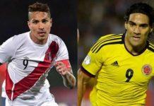 Perú vs Colombia en Partido Final Eliminatorias CONMEBEL 2017