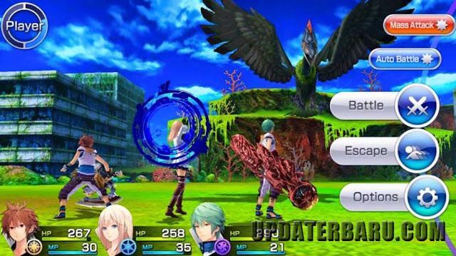 game Chaos Ring III Mega Mod Apk + Data Obb Version v1.1.1 Terbaru For Android