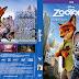 Capa DVD Zootopia Essa Cidade É O Bicho