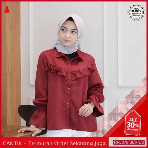 Jual RRJ076A114 Atasan Muslim Wanita Shanu Basic Mo BMGShop