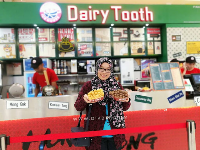 Snek Sedap Di Dairy Tooth Ice House