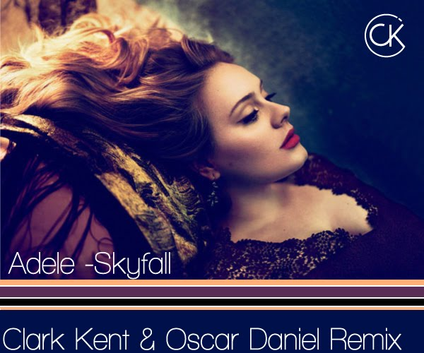 Great White DJ: Adele's New Bond Theme Skyfall Dubstep Style