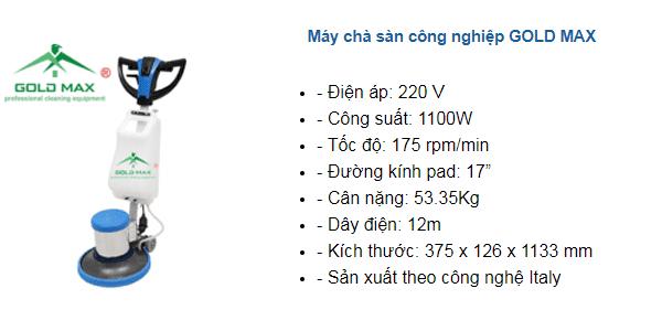 máy chà sàn giá rẻ gold max