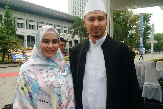Akhirnya! Kartika Putri Posting Foto Bareng Habib Usman