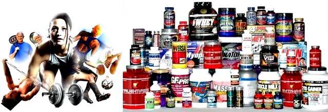 suplementos deportivos y recuperación muscular
