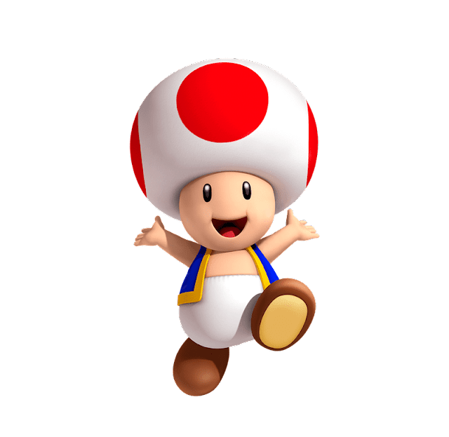 Stormy Daniels, President Donald Trump, Toad y Mario Kart