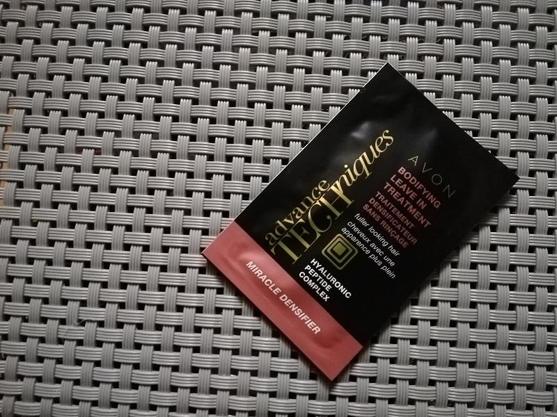 Avon Advance Techniques odżywka do włosów