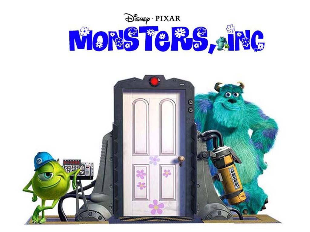 Slow-poke Movie Review: Monsters, Inc: an All-Time Favourite