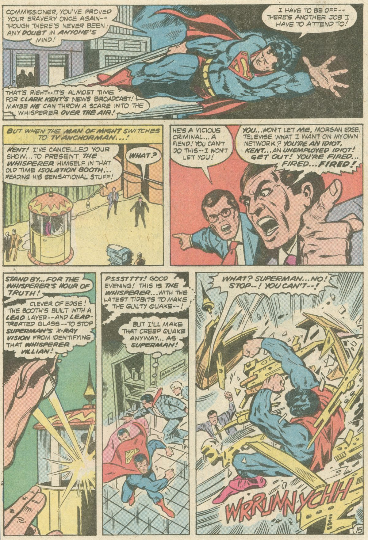 Read online World's Finest Comics comic -  Issue #252 - 19