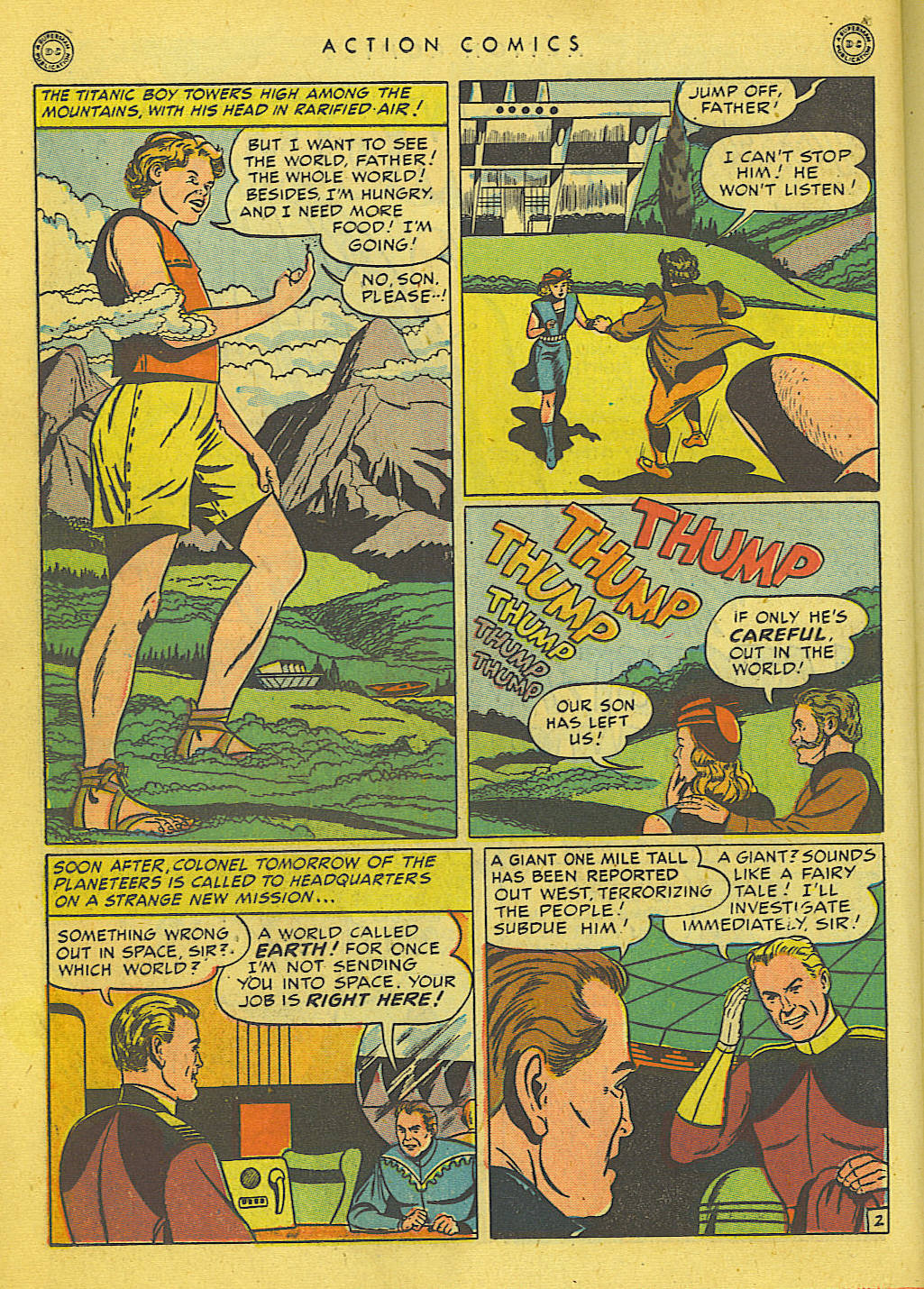 Read online Action Comics (1938) comic -  Issue #135 - 15