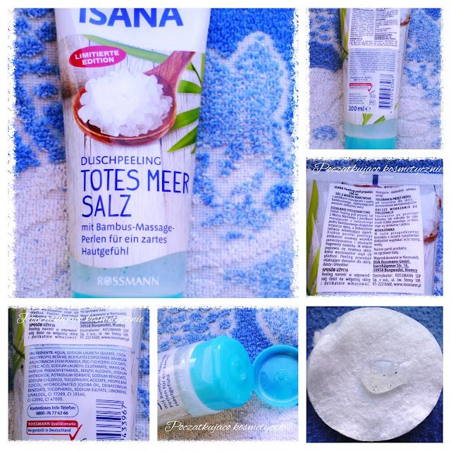 Isana Peeling Solny