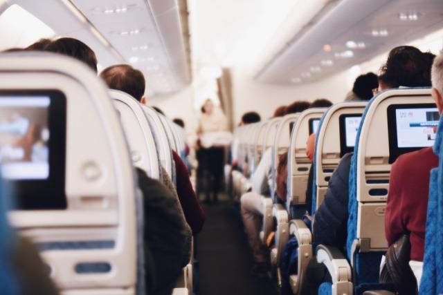Kursi Pesawat Nyaman