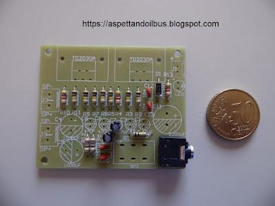 Fig. 7 - Ecco i primi due condensatori elettrolitici - foto di Paolo Luongo