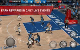 Download Game NBA LIVE Mobile V.1.0.6 APK
