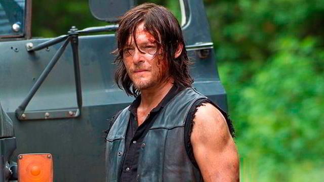 Daryl en el 6x09 de 'The Walking Dead'
