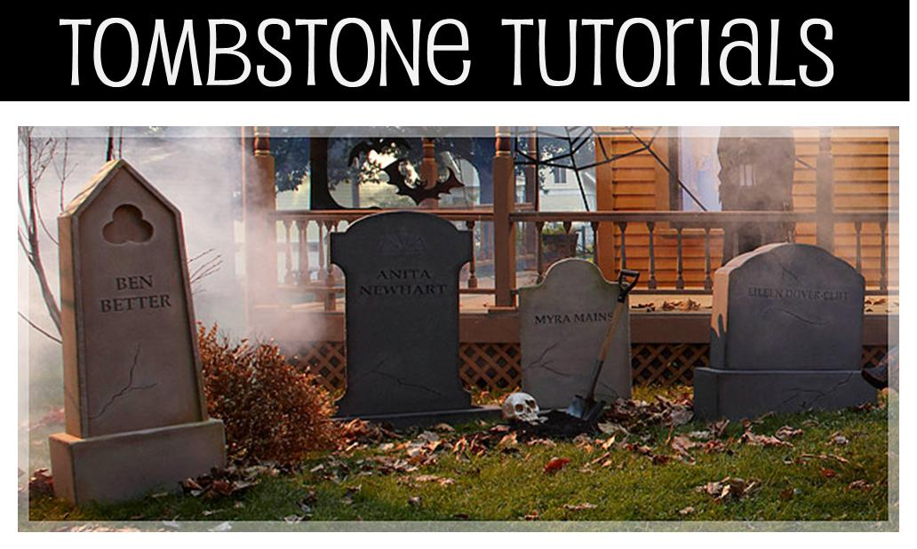 Making A Tombstone Cake