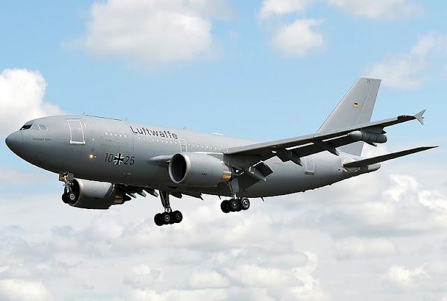 Gambar Pesawat Airbus A310 09