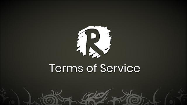 Terms of Service - Reza Nauma