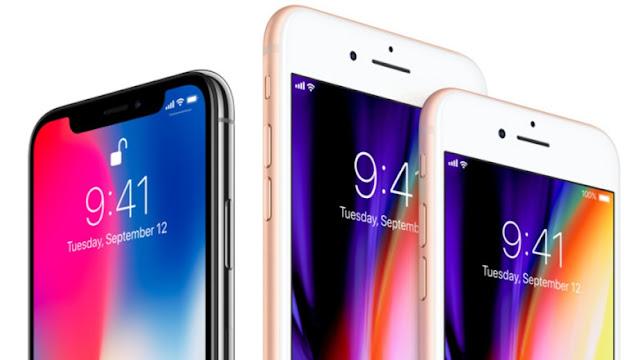Pengadilan Cina Melarang Penjualan iPhone Model Lama