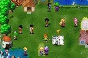 لعبة دراغون بول z وحماية القرية Dragon Ball Z Village