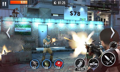 Hai sahabat pada kesempatan kali ini aku akan membagikan kepada sahabat semuanya sebuah game Unduh Game Elite Killer: SWAT Apk v1.3.1 (Mod Money/Ad-Free)
