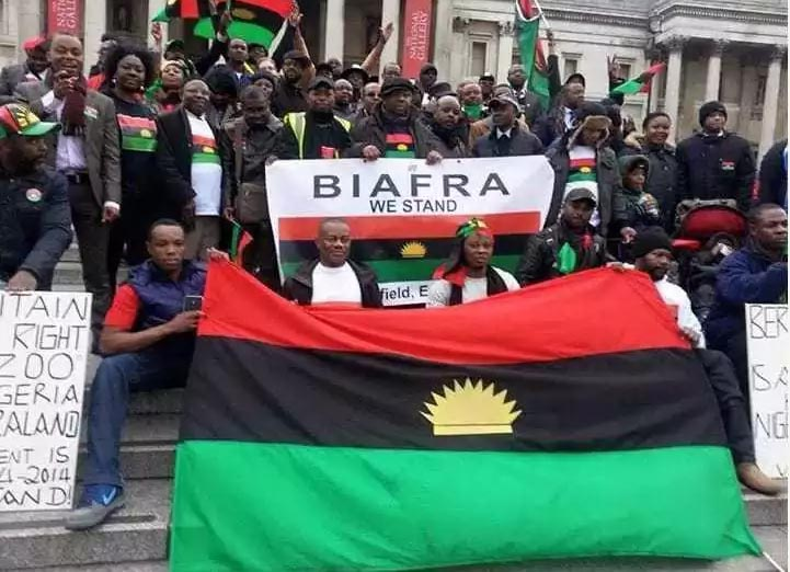 "Issuing fake statements with fake group called ""TRIPOB"" will not help you - IPOB blasts Buhari"