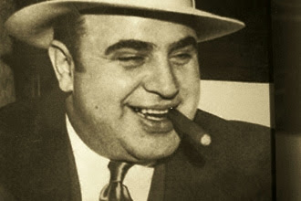 The general public is still primarily interested in Al Capone.