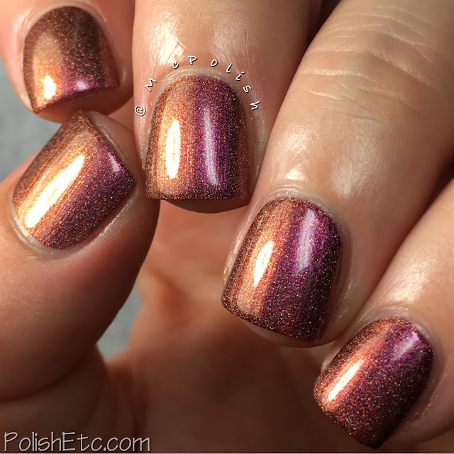 Pahlish - This is Holo-ween! - McPolish - Pumpkin King