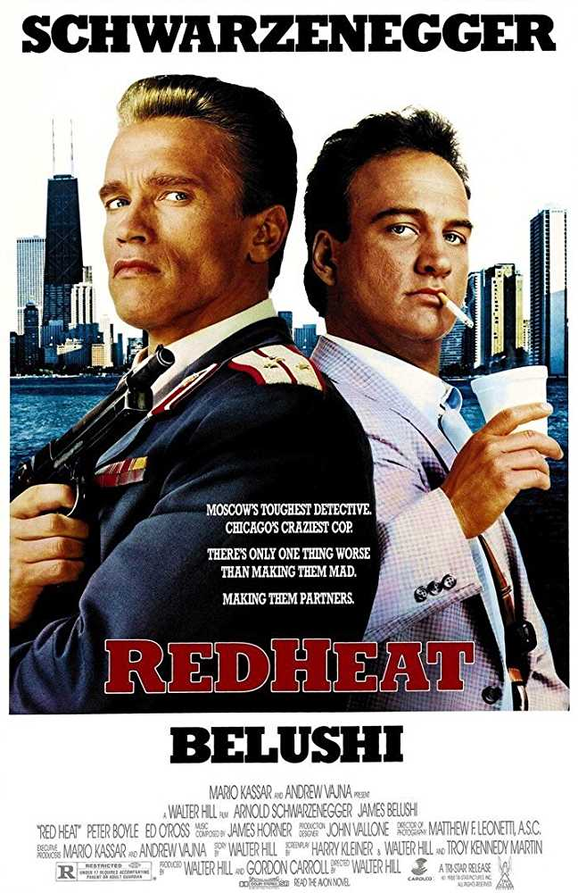 pOSTER Red Heat 1988 Full Movie Dual Audio Hindi Free Download 300Mb