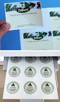 Etiketten für Laserdrucker A4