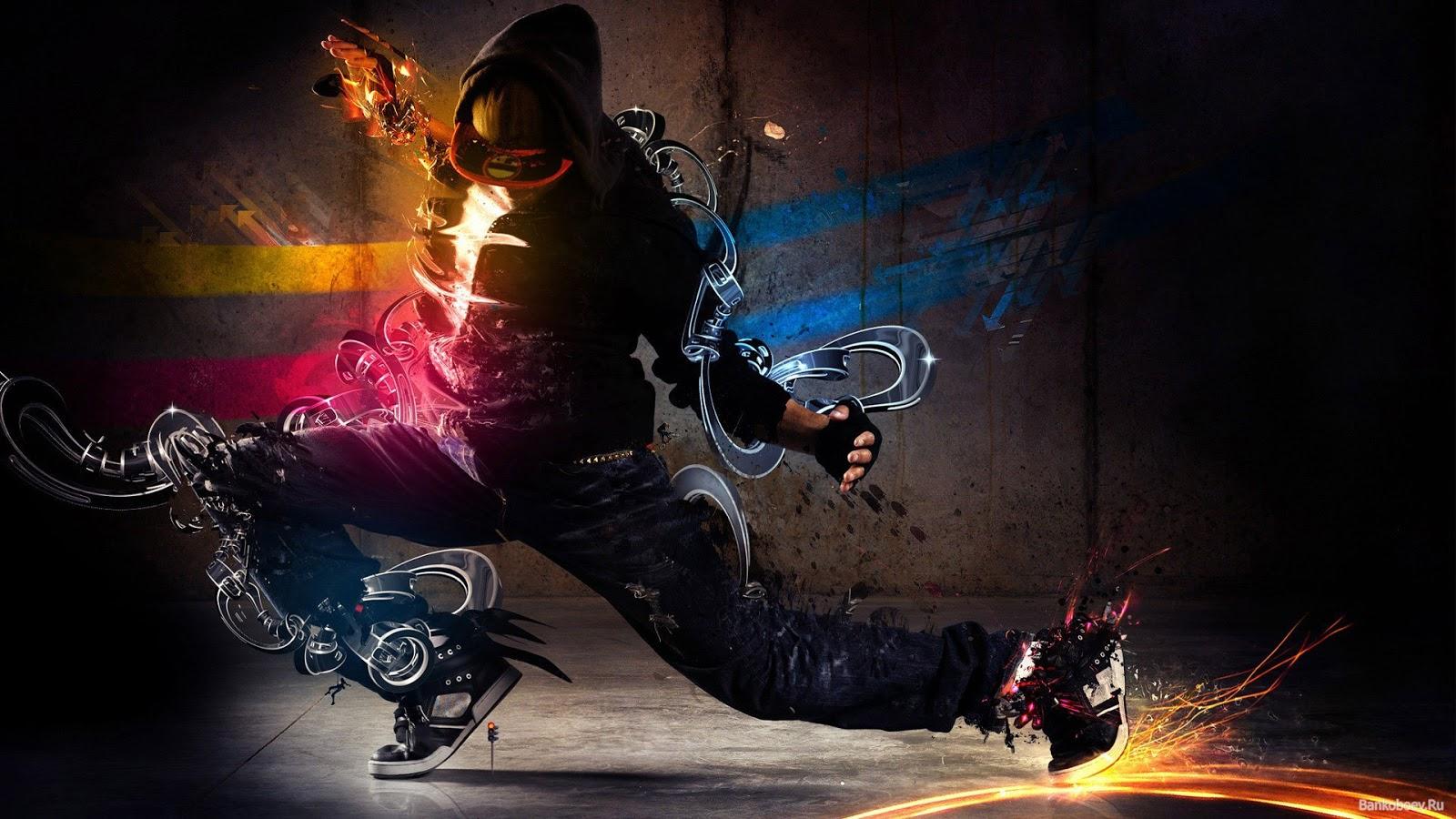 3D Dance HD Wallpapers Backgrounds 2012-2013