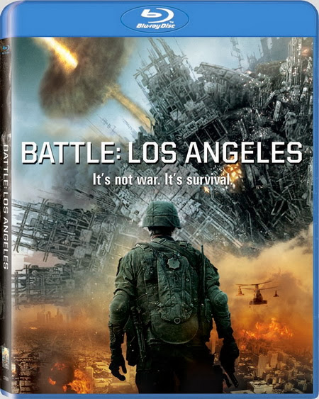 Battle Los Angeles 2011 Hindi Dubbed Dual BRRip 300mb