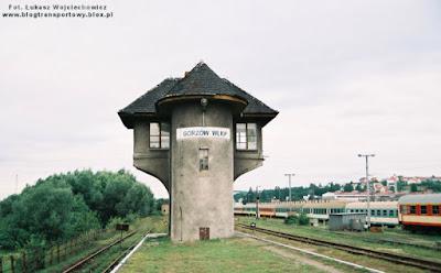 Nastawnia w Gorzowie Wielkopolskim