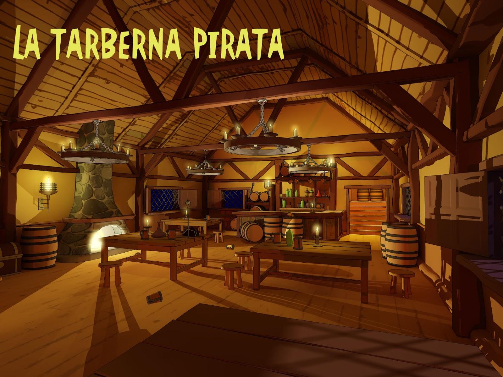 visita la taberna pirata