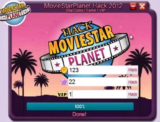 Moviestarplanet hack 2012 download (download link in description.