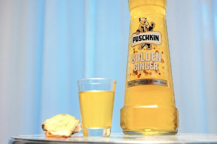 Golden Ginger | Puschkins anderer Partyknaller (Anzeige)