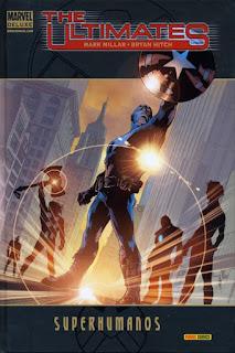 The Ultimates. Superhumano