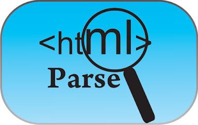 Cara Mudah Membuat Parse Code HTML