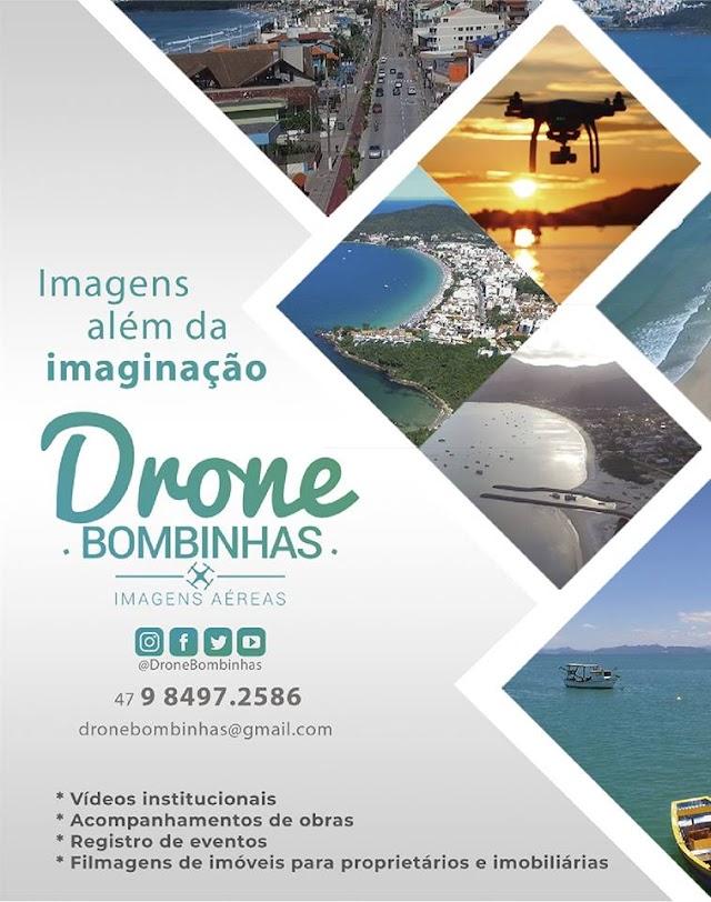 Drone Bombinhas