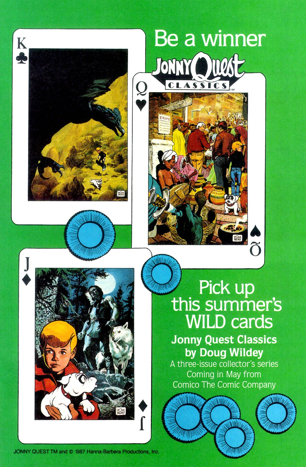 Jonny Quest (1986) issue 12 - Page 34
