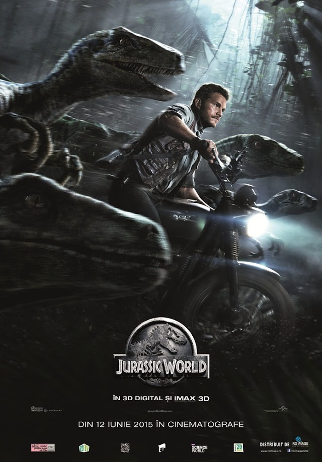Jurassic World (Film 2015)