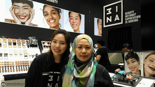 Makeover by 3INA Makeup, Sky Avenue, Genting Highlands,