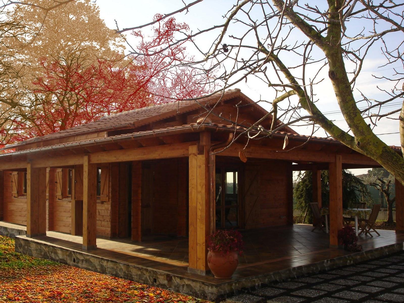 Progetti di case in legno casa 65 mq portico 37 mq for Case in legno 100 mq