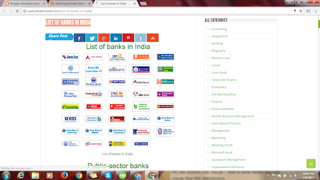 List of banks in India