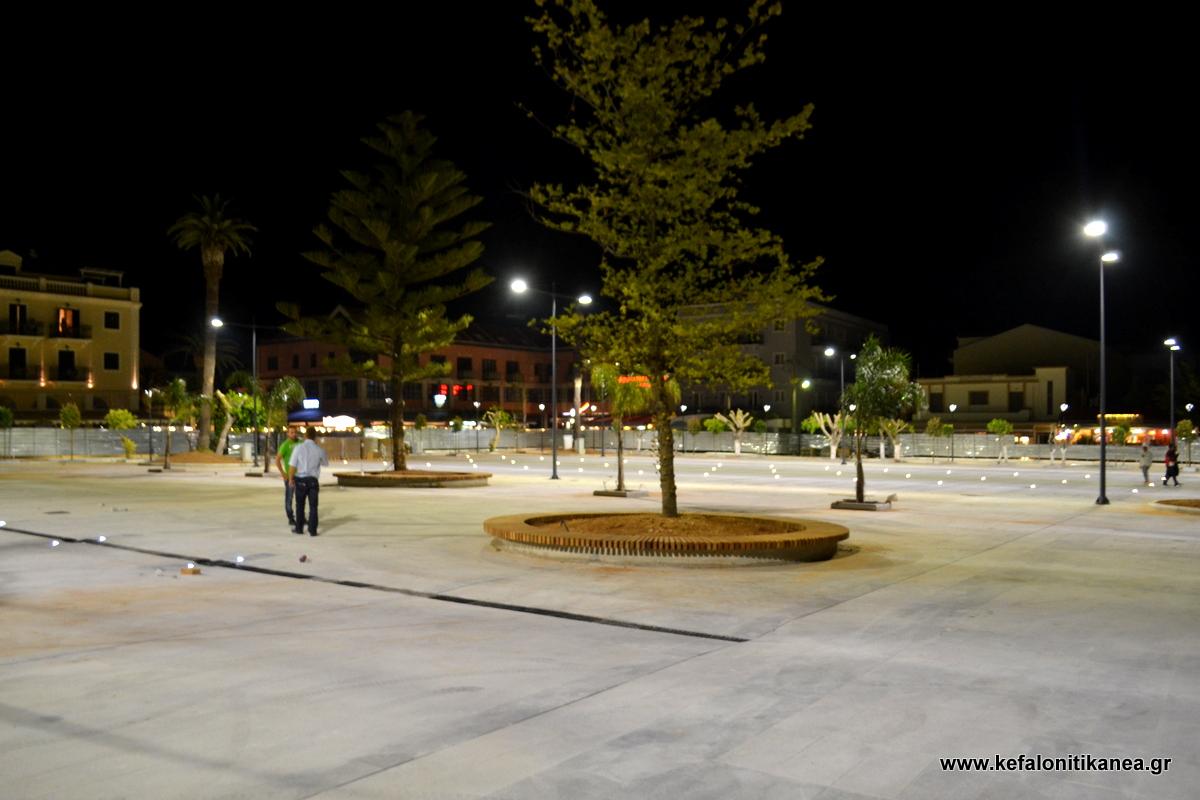 Αποτέλεσμα εικόνας για πλατεία αργοστολίου site:kefalonitikanea.gr