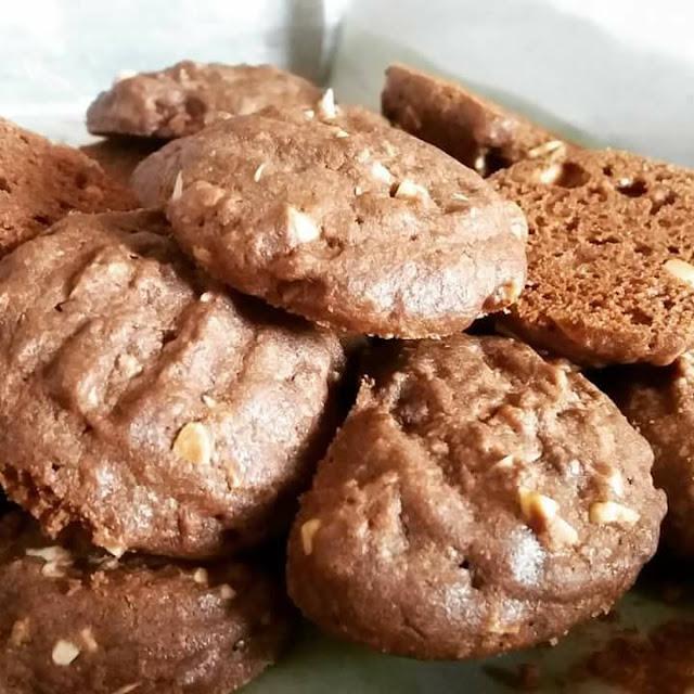 Resepi Biskut Nutella